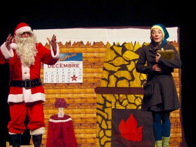 Les maladresses du Père Noël